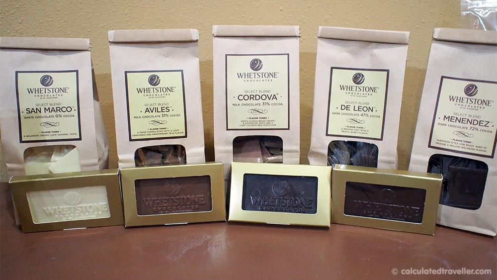 A Taste of St. Augustine Florida in Search of Spirits and Chocolate - Whetstone Chocolates