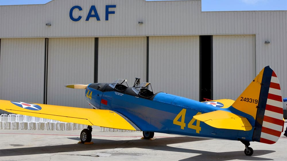 Aviation Museums Around the World - Commemorative Air Force SoCal Wing