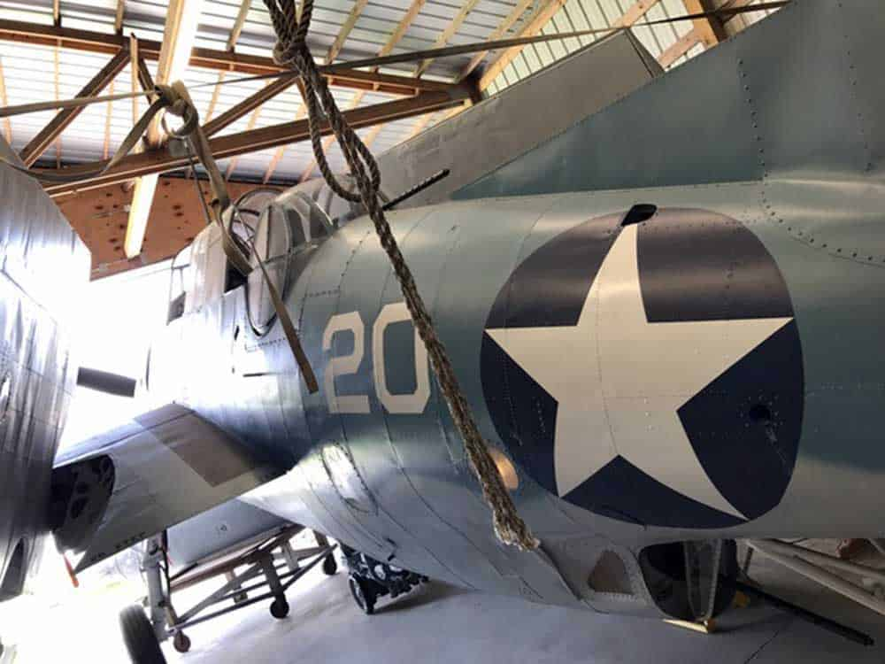 Aviation Museums Around the World - DeLand Naval Air Station Museum