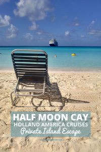 Holland America Line Half Moon Cay Private Island Escape | #Bahamas #cruise #private #island # Caribbean #travel