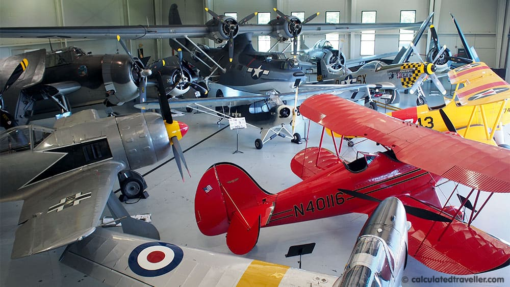 Aviation Museums Around the World - Military Aviation Museum