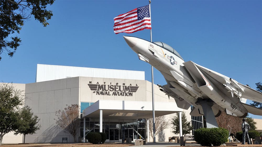 Aviation Museums Around the World - National Navai Aviation Museum
