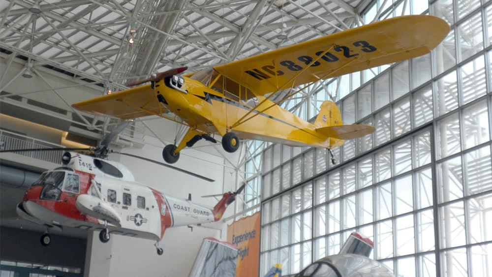 Aviation Museums Around the World - Seattle Museum of Flight