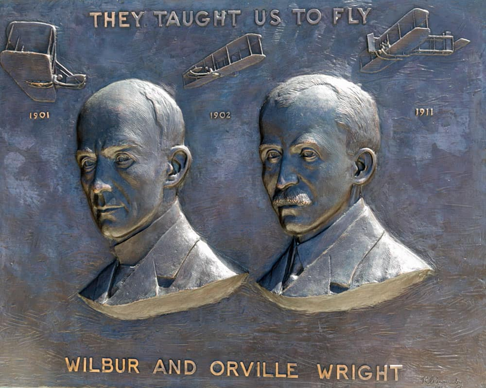 Aviation Museums Around the World - The Wright Brothers National Memorial