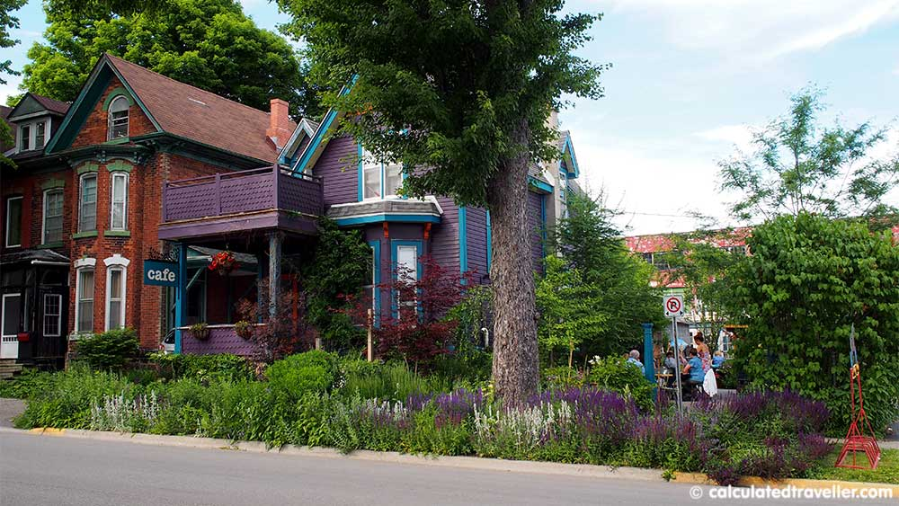 A Travel Guide to Gananoque and the Thousand Islands Ontario, Canada - Purple House Cafe