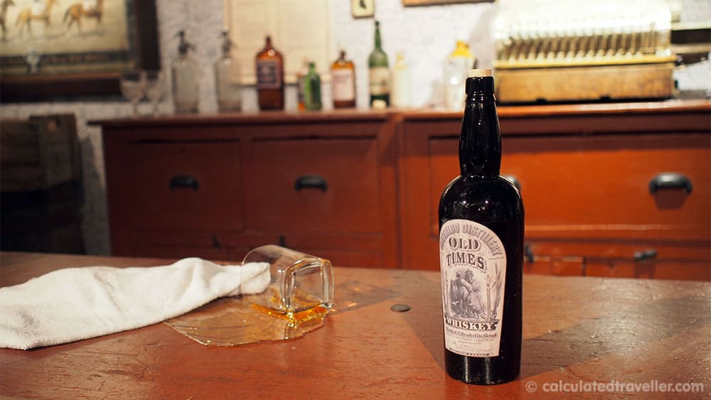Temperance and Temptations Tour: The Headwaters Story of Prohibition in Ontario