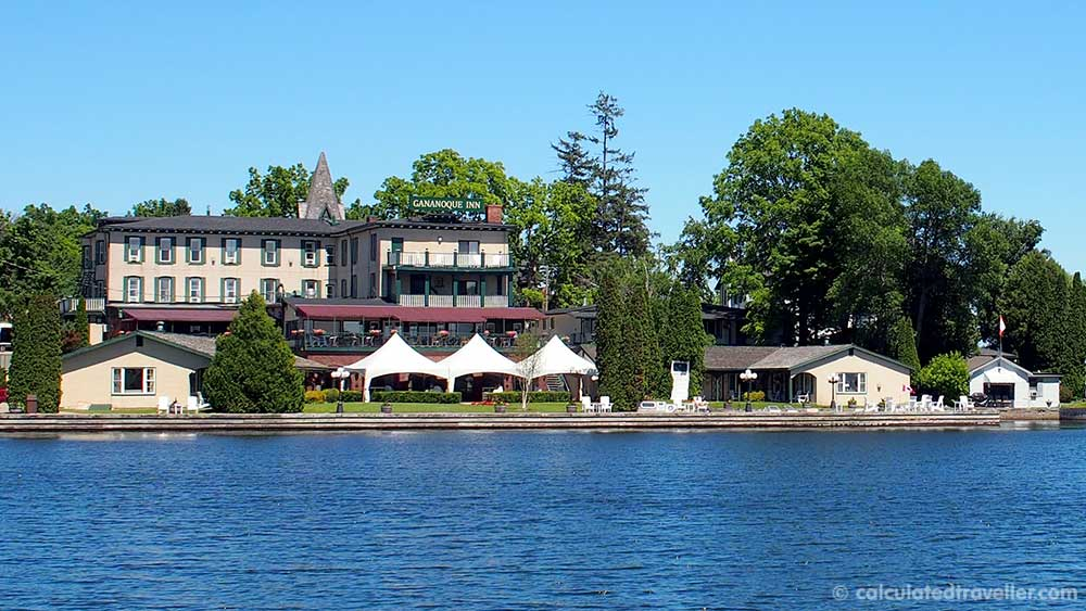 A Travel Guide to Gananoque and the Thousand Islands Ontario - Gananoque Inn