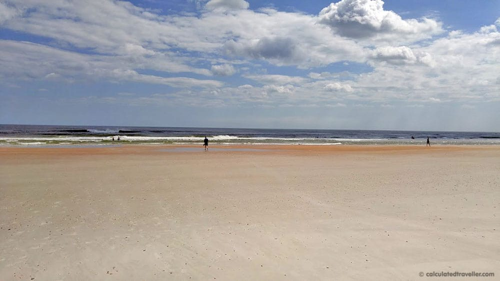 A Traveller's Guide to St Augustine Florida - History and Fun. Anastasia State Park