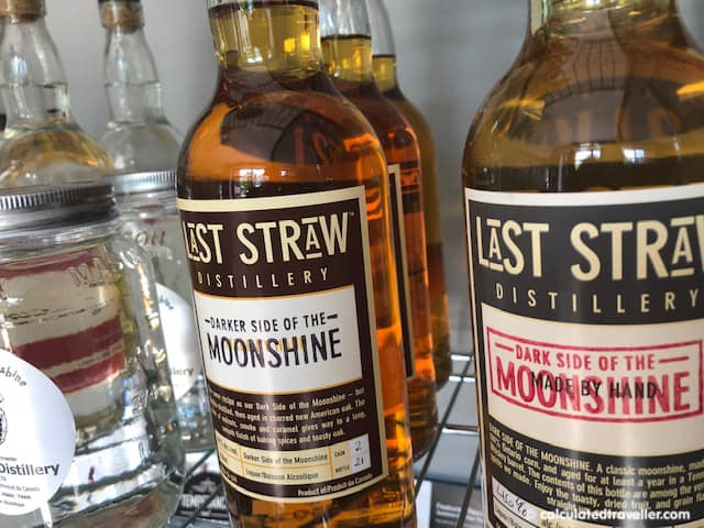 Temperance and Temptation Tour: The Durham Story of Beer Wine and Spirits - Last Straw Distillery