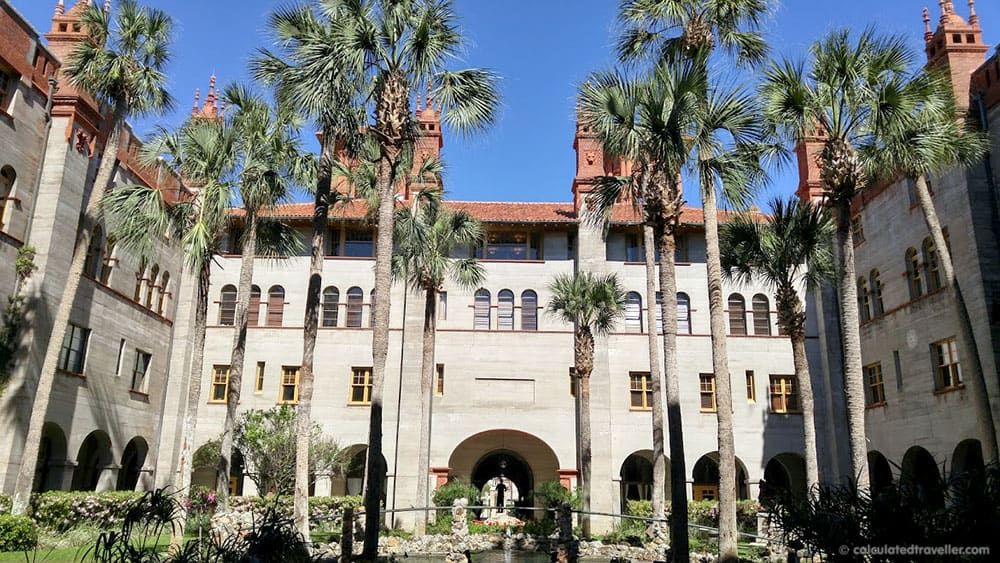 A Traveller's Guide to St Augustine Florida - History and Fun. Lightner Museum