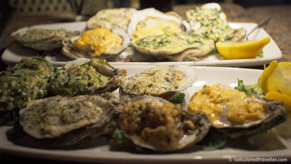 A Traveller's Guide to St Augustine Florida - History and Fun. Meehan's Irish Pub and Seafood - Oyster Bar