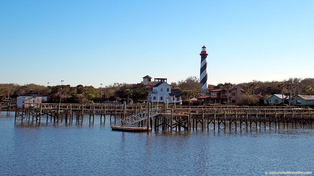 A Traveller's Guide to St Augustine Florida - History and Fun . St Augustine Light House and Maritime Museum
