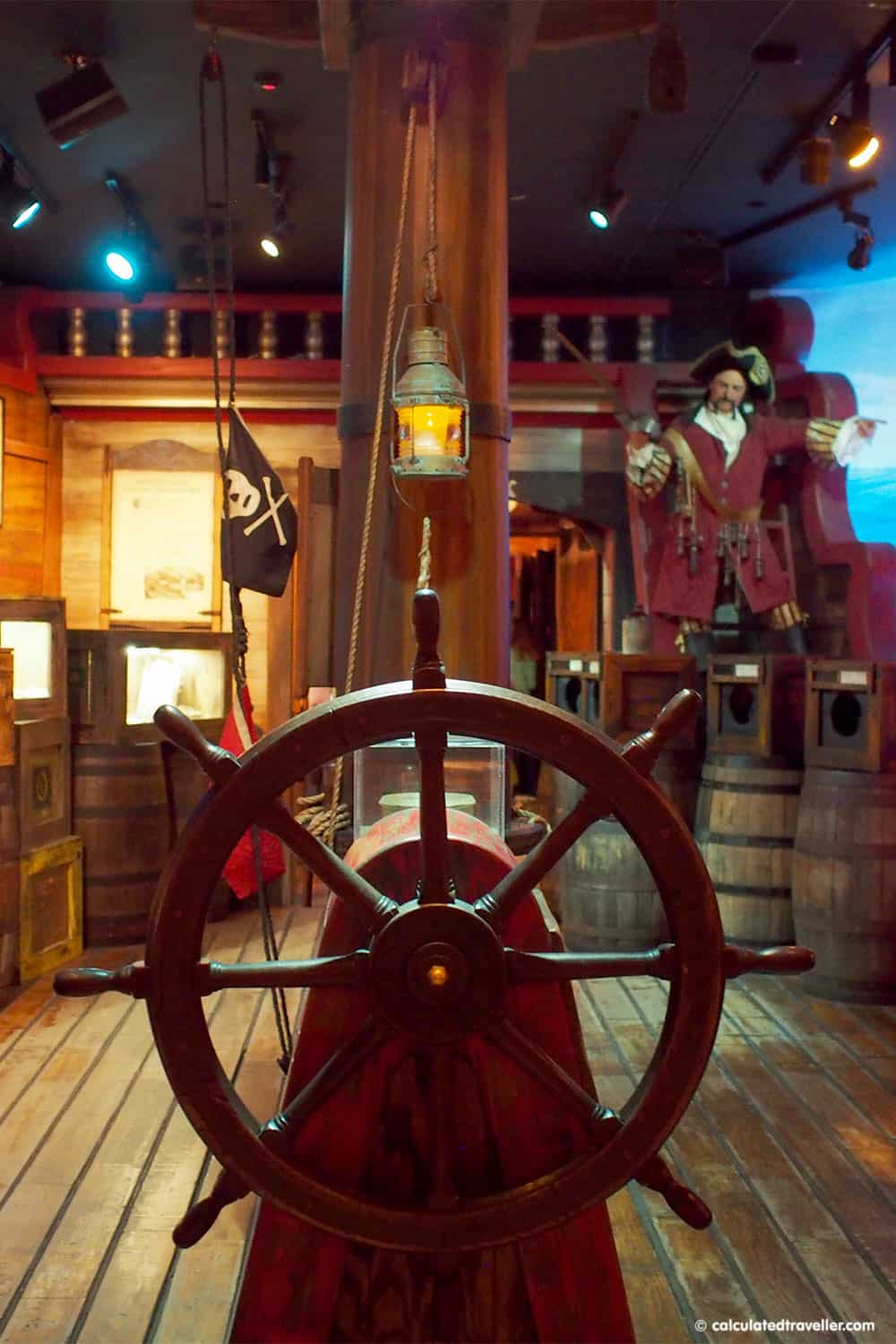 A Traveller's Guide to St Augustine Florida - History and Fun. Family friendly St Augustine Pirate and Treasure Museum | #StAugustine #Florida #travel #museum #pirate #treasure #familytravel