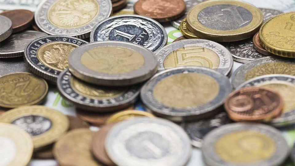 10 Travel Tips when using Foreign Currency - Tip 6. Coins