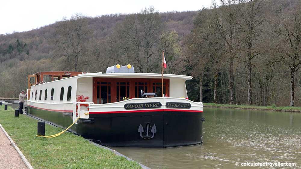 Savoir Vivre Barge Exterior photo