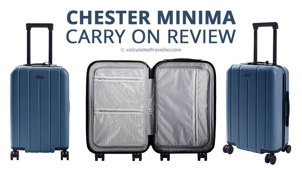 Chester Minima Carry On