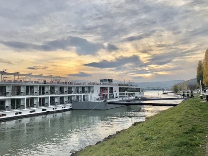 Viking River Cruise Ship Photo