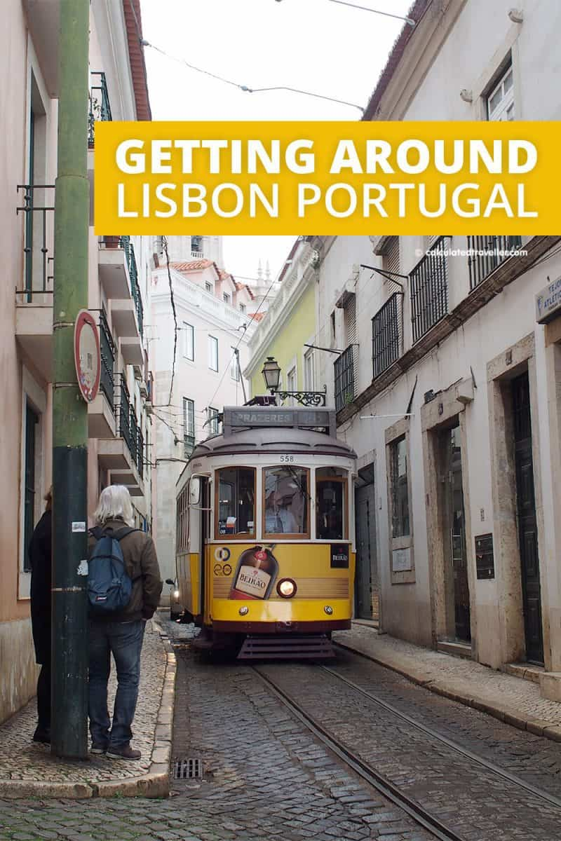 Tram 28 Getting around Lisbon