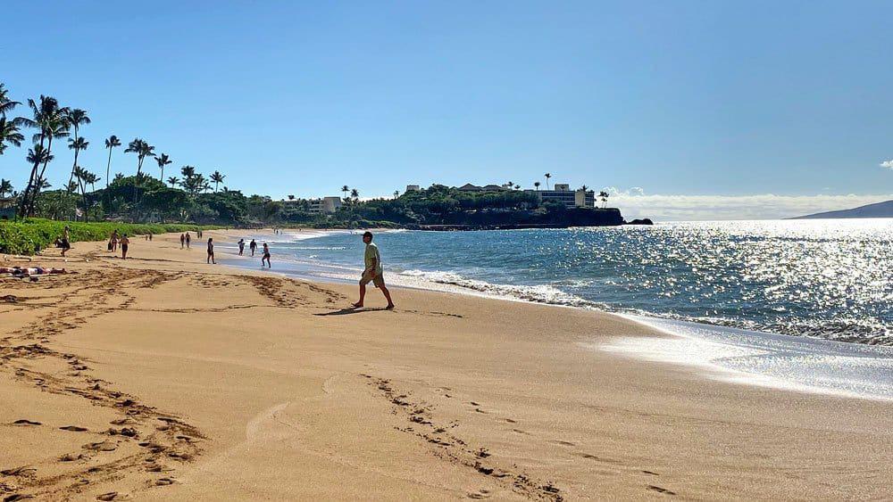 Kaanapali Beach West Maui Hawaii
