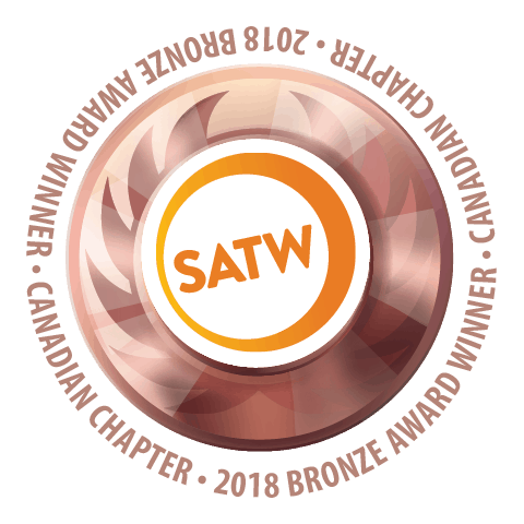 SATW 2018銅獎獲得者