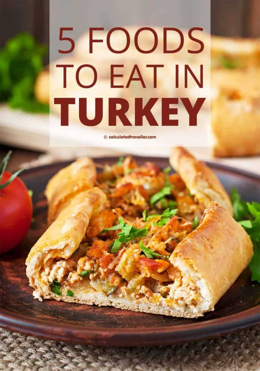 Things to Eat in Turkey Pin 2