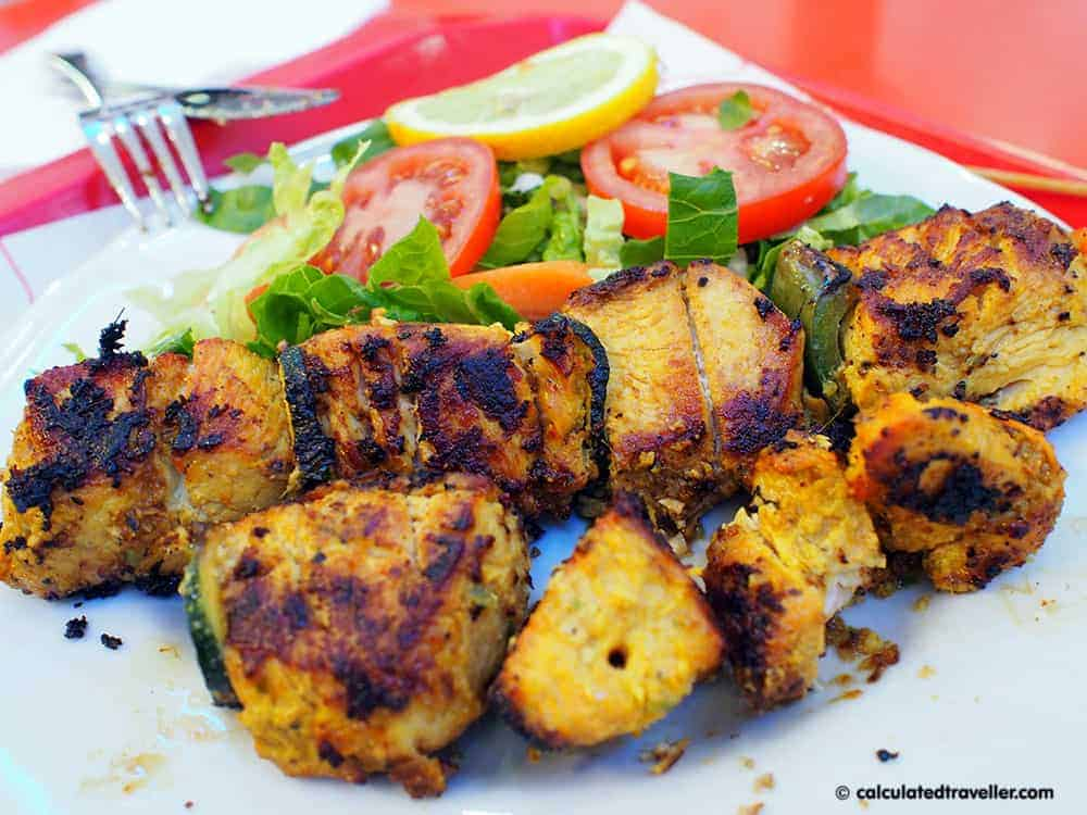 Chicken Kebabs is a very popular Middle Eastern cultural dish