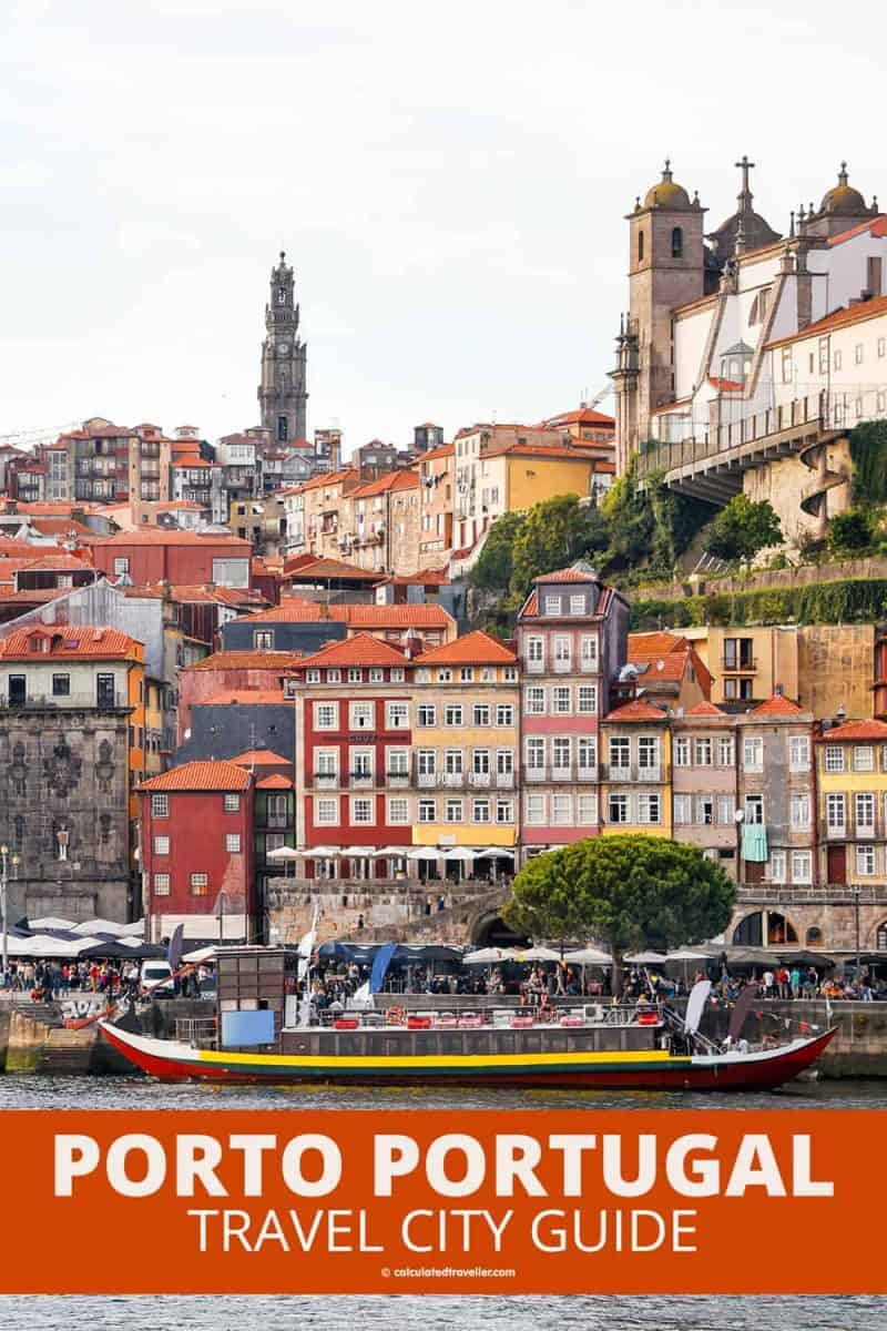 Weekend in Porto Portugal Travel City Guide