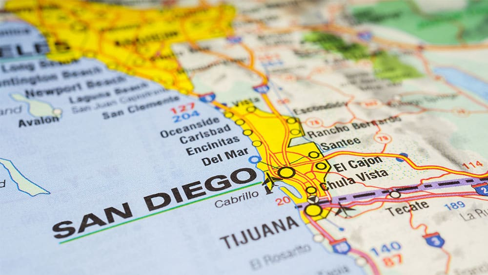 10 Incredible Weekend Getaways from San Diego California