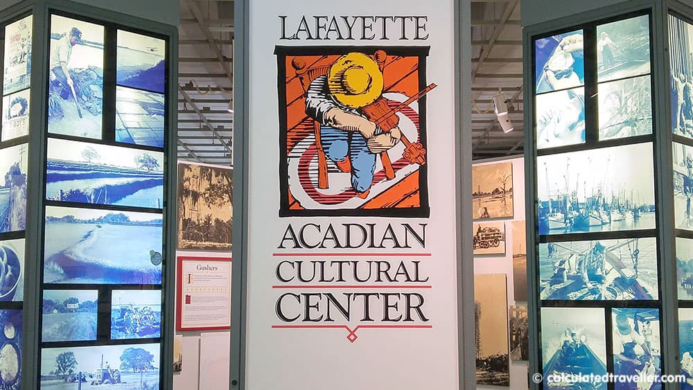 Acadian Cultural Center a popular thing to do in Lafayette LA