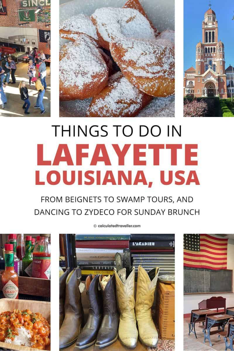 Things to Do in Lafayette LA from Etouffee to Zydeco in the Heart of Cajun-Creole Country