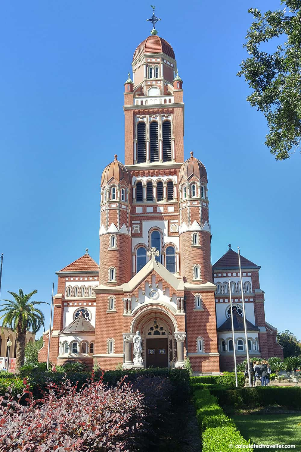 St. John the Evangelist Cathedral, Lafayette Louisiana