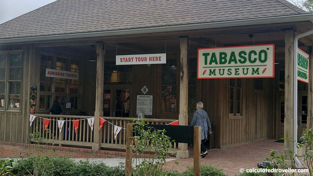 TABASCO Museum, Factory Tour and Cooking Demonstration in Lafayette Louisiana