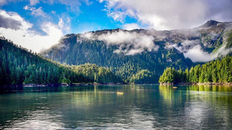travel Alaska outdoor