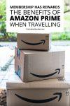Amazon Prime when travelling
