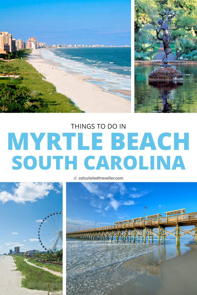 Things to do Adults Myrtle Beach PIN